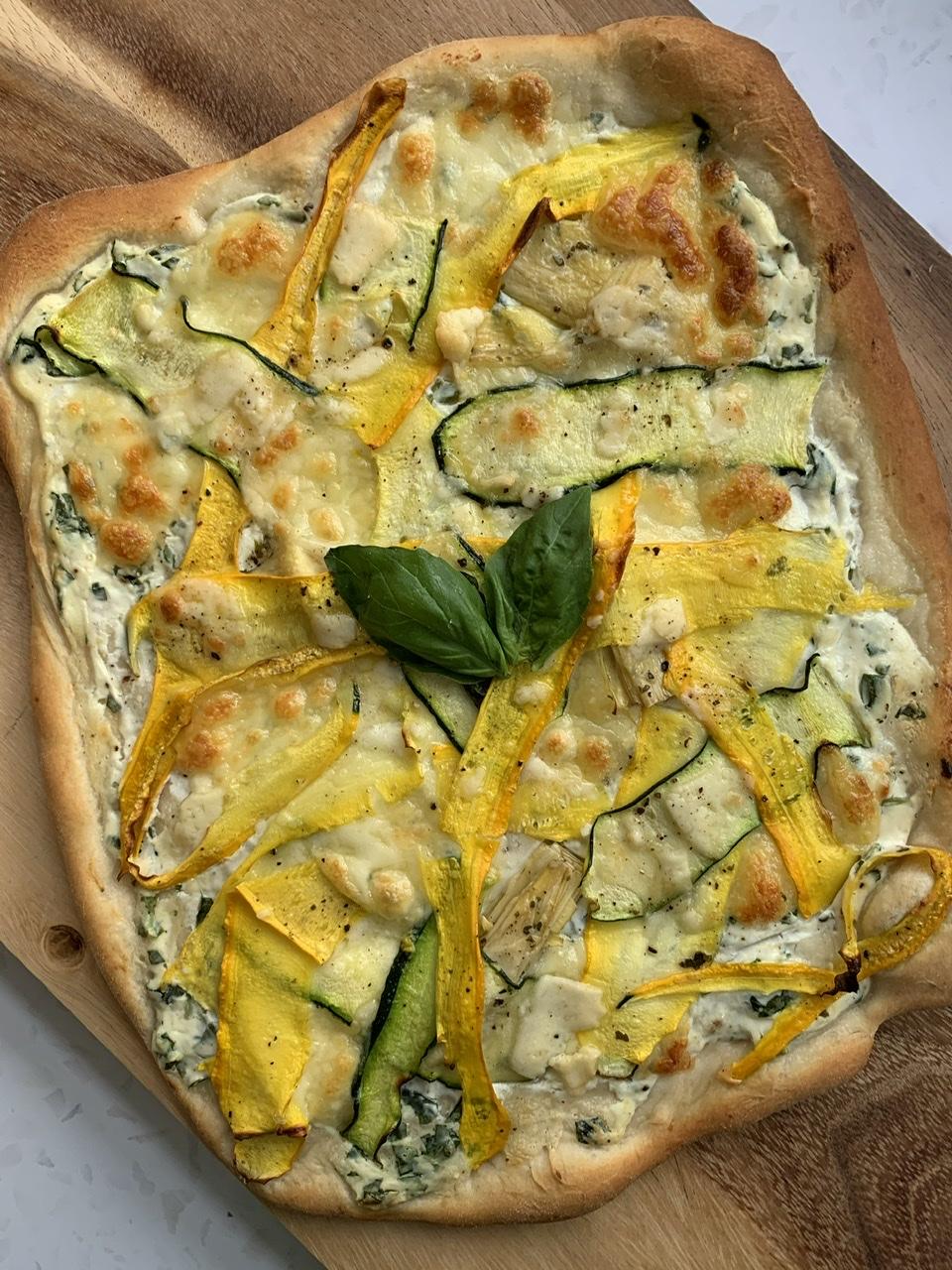 Pizza Bianca Di Lulu